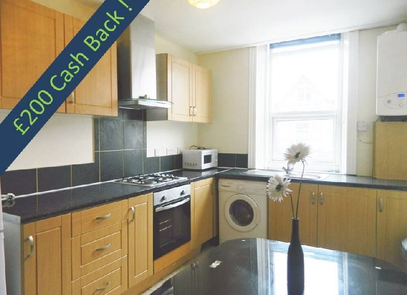 4 Bedroom Apartment To Let ON Guildford Place, Heaton, Newcastle upon Tyne
