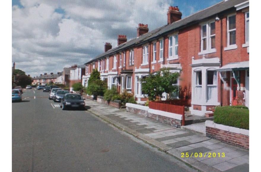 Sackville Road, Heaton