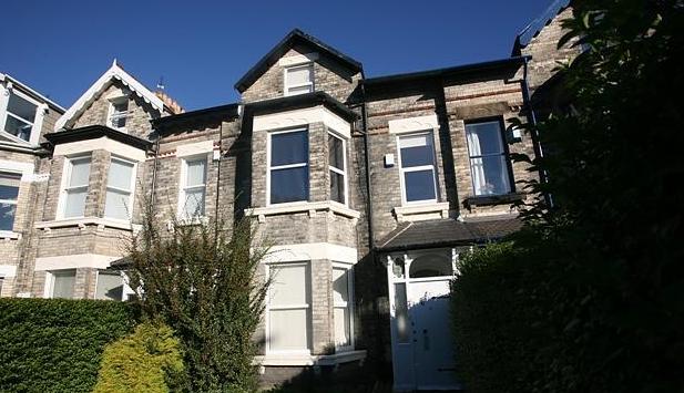 Jesmond Vale Terrace, Heaton